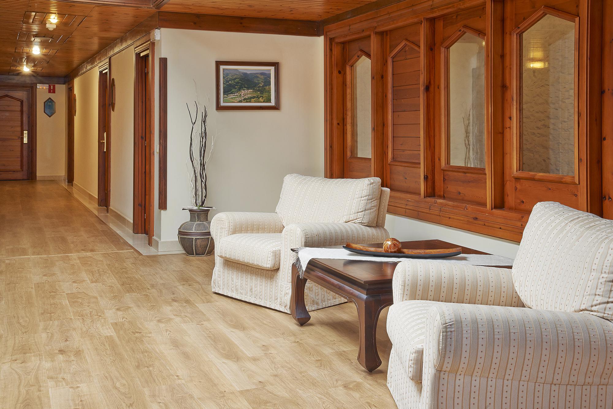 Hotel Grèvol Interior