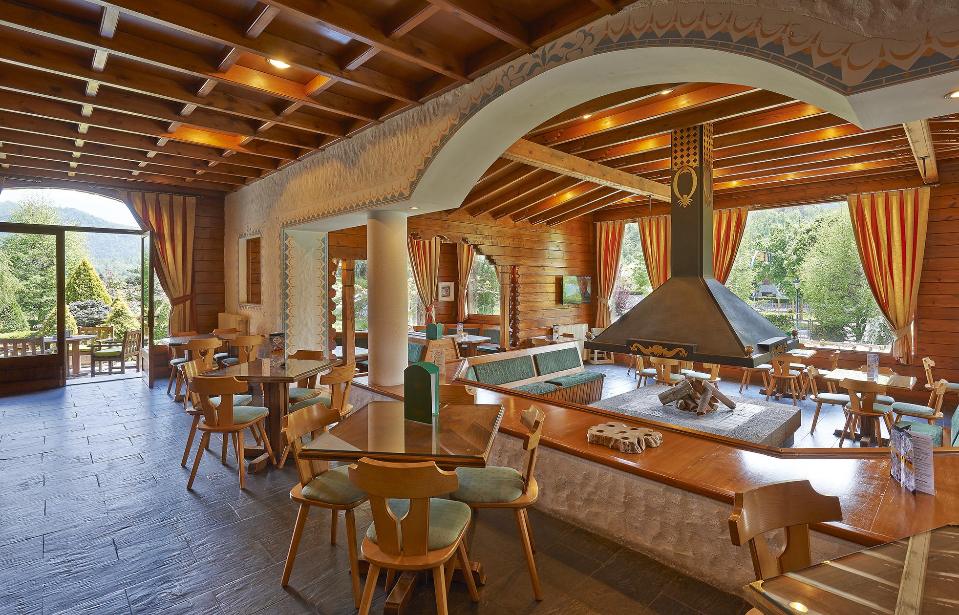 Restaurant Hotel Grèvol