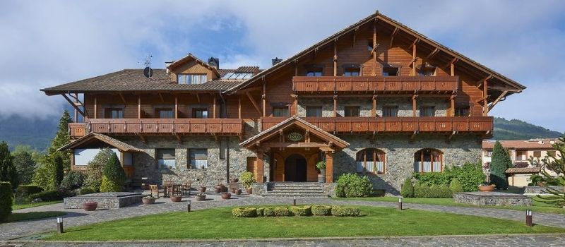 Hotel Spa Grèvol